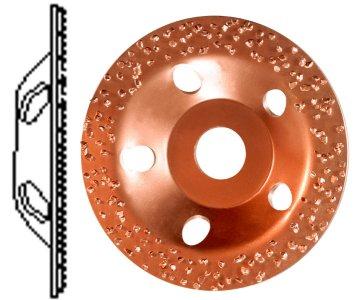 bosch hartmetall topfscheibe 115 mm flach fl chiges und. Black Bedroom Furniture Sets. Home Design Ideas