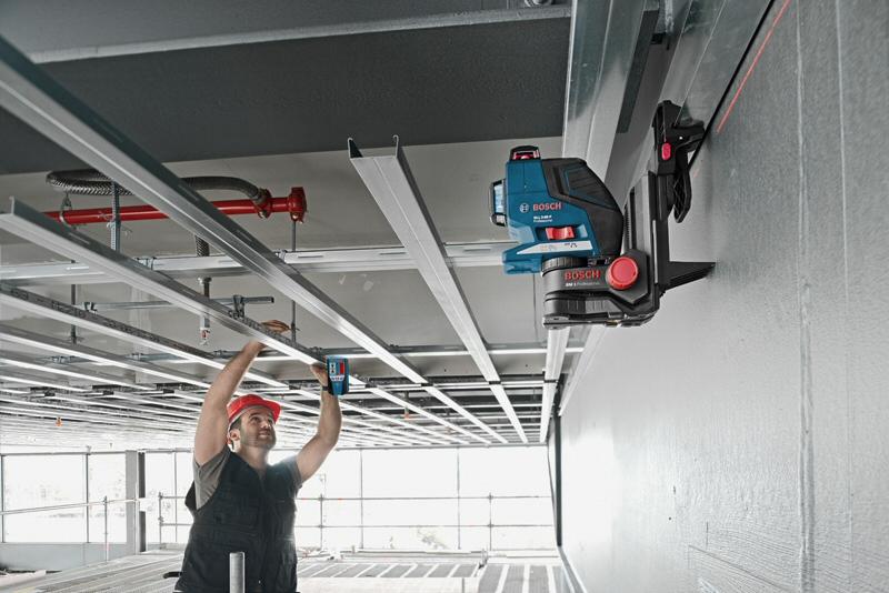 Bosch Universalbefestigung Bm 1 Nr 0601015a01 F 252 R Baulaser