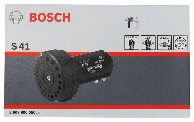 bohrersch rfger t s 41 f r bohrmaschinen mit spindelhals 43 mm. Black Bedroom Furniture Sets. Home Design Ideas