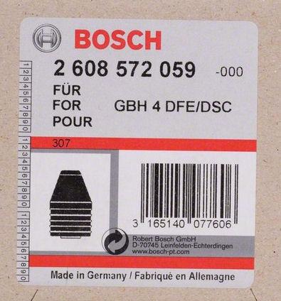 bosch bohrfutter f r gbh 4 dsc gbh 4 dfe pbh 300 e. Black Bedroom Furniture Sets. Home Design Ideas