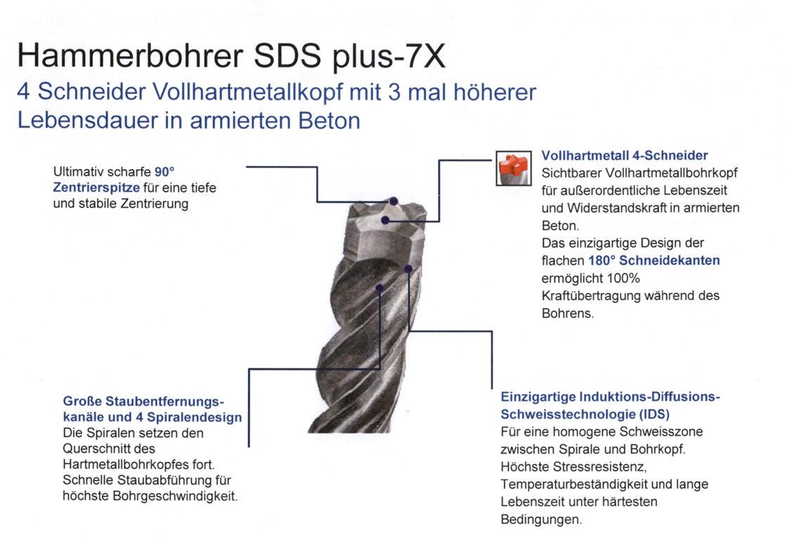 Bosch Steinbohrer /Ø 5 mm