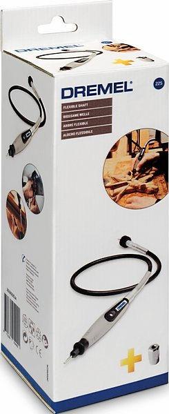 dremel 225 biegsame welle f r multifunktionswerkzeuge. Black Bedroom Furniture Sets. Home Design Ideas