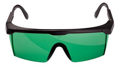 bosch laser sichtbrille f r laserger te mit gr nen laser. Black Bedroom Furniture Sets. Home Design Ideas