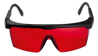 Rote bosch laser sichtbrille für lasergeräte mit roten lasern